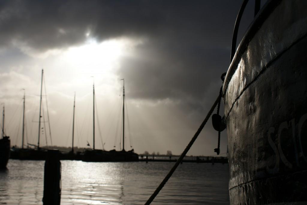 Lauwersoog boot